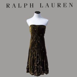 Gorgeous Ralph Lauren Evening Dress